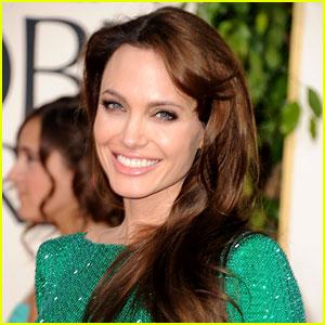 Angelina Jolie: Louis Vuitton's New Face?