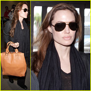 Angelina Jolie: New United Nations Mission?
