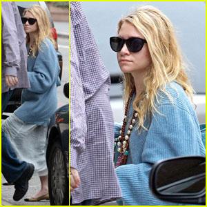Ashley Olsen: Back in the Big Apple