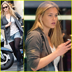 Bar Refaeli: Shoe Shopping in Paris!