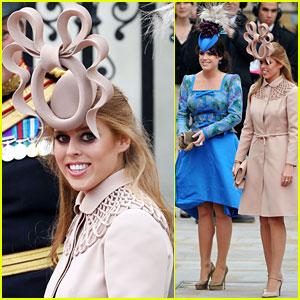 Princess Beatrice & Princess Eugenie: Royal Wedding!