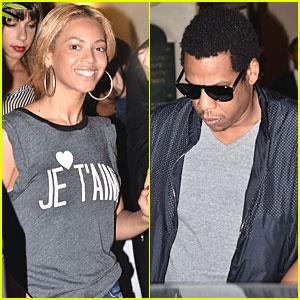 Beyonce: Paris, Je T'aime!