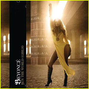 Beyonce: 'Run the World (Girls)' Cover Art!