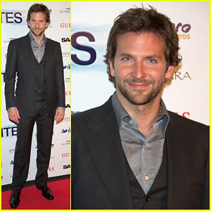 Bradley Cooper: 'Limitless' Spain Premiere!
