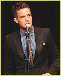 Brandon Flowers & Wife Welcome Baby Boy