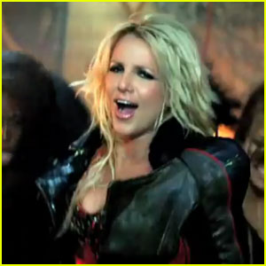 Britney Spears: 'Till the World Ends' Video Preview!