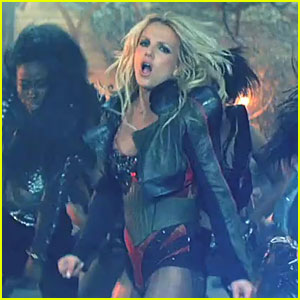 Britney Spears: 'Till The World Ends' Video Premiere!