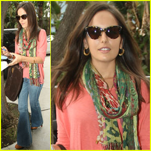 Camilla Belle: Lakers Lover!