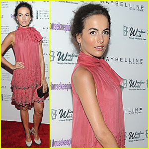 Camilla Belle: Shine On Awards in NYC!