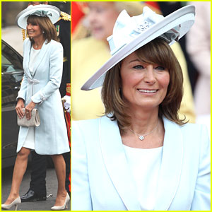Carole & Michael Middleton: Royal Wedding Parents!