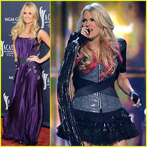 Carrie Underwood & Steven Tyler: ACM Awards Duet!