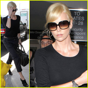 Charlize Theron: Not Working with Hugh Jackman
