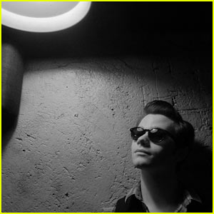 Chris Colfer: Armani & Just Jared's Frames of Life!