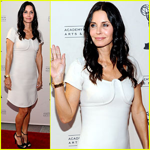 Courteney Cox: An Evening With 'Cougar Town'!