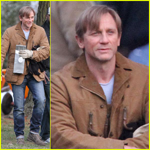 Daniel Craig: Fan Friendly During 'Dream House'