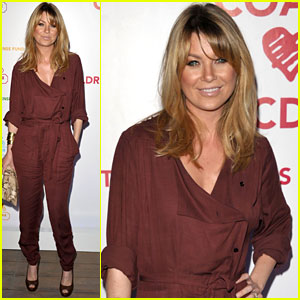 Ellen Pompeo: Coach for a Cause!