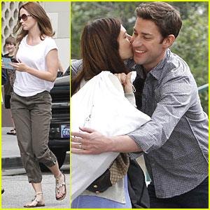 John Krasinski & Emily Blunt: Let's Do Lunch