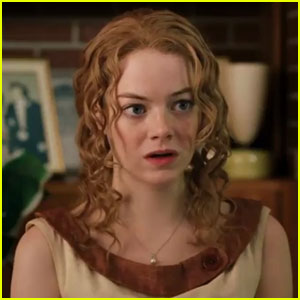 Emma Stone: 'The Help' Trailer!