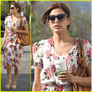 Eva Mendes: Summer Shopping