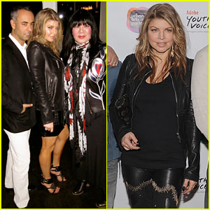Fergie: Peapod Adobe Youth Voices Academy Launch!