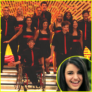 'Glee' Cast Performing Rebecca Black's 'Friday'