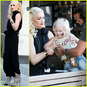 Gwen Stefani: Japanese Food with the Fam!