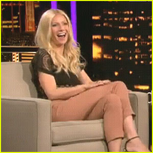 Gwyneth Paltrow: 'Chelsea Lately' Appearance!