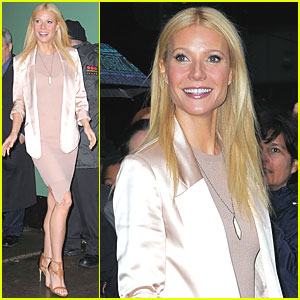 Gwyneth Paltrow Talks Cooking on GMA