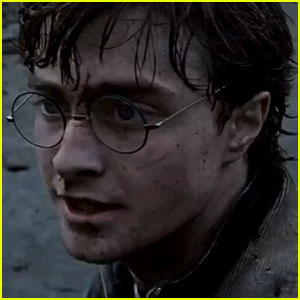 Harry Potter & the Deathly Hallows - Part Two: Trailer Debut!
