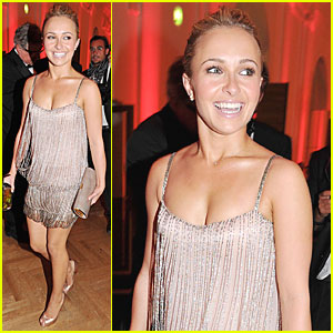 Hayden Panettiere: Romy Awards in Austria!