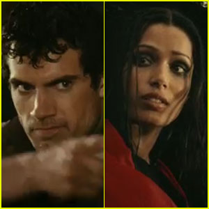 Henry Cavill &#038; Freida Pinto: 'Immortals' Trailer!