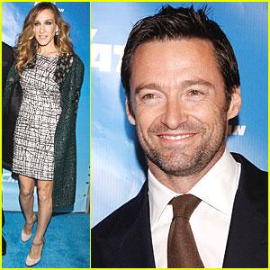 Hugh Jackman & Sarah Jessica Parker: Catch Me If You Can!
