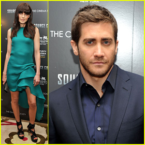 Jake Gyllenhaal & Michelle Monaghan: 'Source Code' Screening!