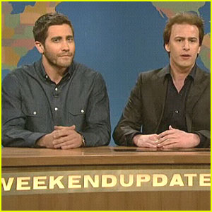 Jake Gyllenhaal: 'Saturday Night Live' Guest Star!