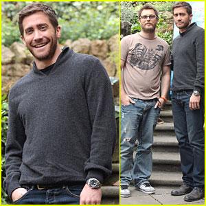 Jake Gyllenhaal: 'Source Code' in Rome!