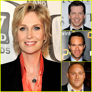 Jane Lynch: The Three Stooges' Head Nun!