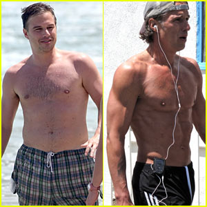 Jason Trawick: Shirtless Transformation