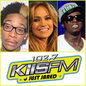 JJ Music Monday: Jennifer Lopez & Wiz Khalifa!