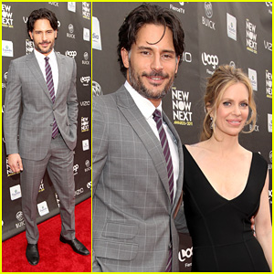 Joe Manganiello: NewNowNext Awards 2011 with Kristin Bauer!
