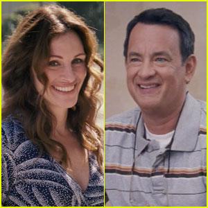 Julia Roberts & Tom Hanks: 'Larry Crowne' Trailer!