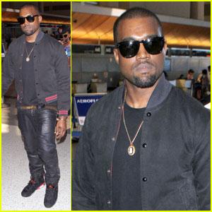 Kanye West: Scarf Designer!
