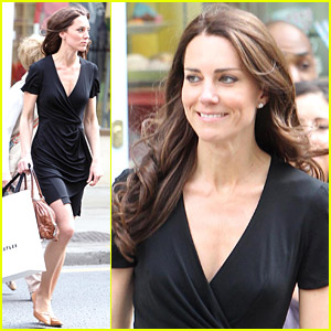 Kate Middleton: Savvy Shopper