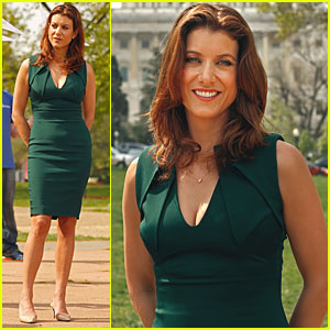 Kate Walsh Joins Oceana Demonstrators on Capitol Hill