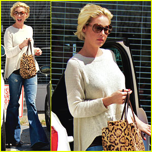 Katherine Heigl: Funny Faces on Friday