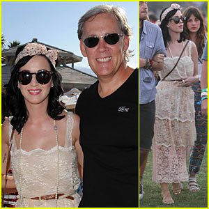 Katy Perry: Lacoste L!ve Pool Party!