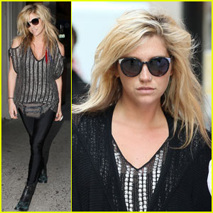Ke$ha: Strutting Through New York City