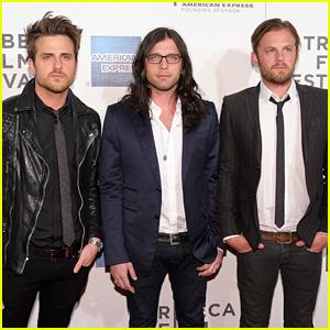 Kings of Leon: Tribeca Film Festival Premiere!