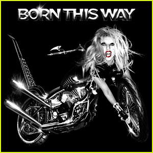 Lady Gaga: 'Born This Way' Album Cover Revealed!
