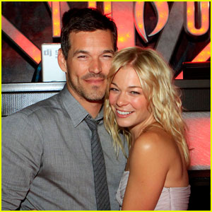 LeAnn Rimes Weds Eddie Cibrian!