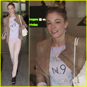 LeAnn Rimes: I'm A Wife, Bonus Mom!